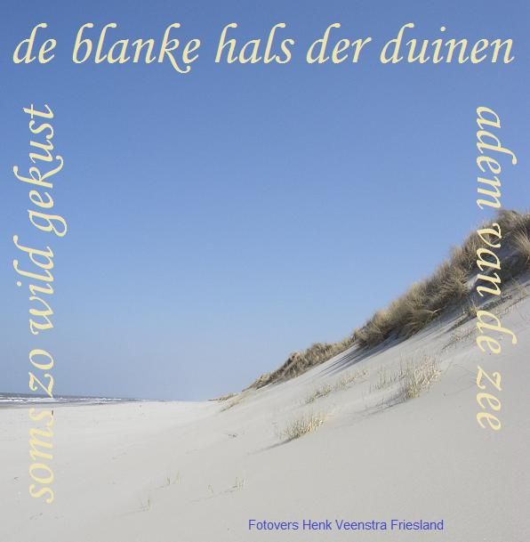 MAIL+Friesland-Poëzie. Zo wild gekust